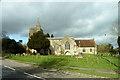 SP6412 : Oakley church by Robin Webster