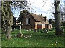 TL2518 : St Michael's Church, Woolmer Green by JThomas
