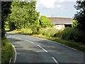 TL9945 : A1141, Semer Gate Farm by David Dixon