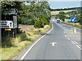 TM0243 : A1071, Hadleigh Bypass by David Dixon