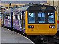 NY4055 : Class 142 DMU at Carlisle Station by William Starkey