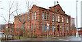 J3374 : Former TB Institute, Durham Street, Belfast - February 2014(1) by Albert Bridge