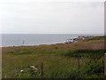 NX9824 : Shore south of Harrington by John Lucas
