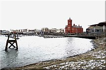 ST1974 : A view of the Pierhead Building, Cardiff Bay by Neil Theasby