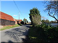 TL9739 : Calais Street looking towards Hadleigh by Hamish Griffin