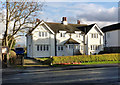 SK2628 : Cottages at Egginton by Alan Murray-Rust