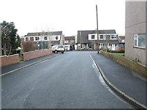 SE0729 : School Crescent - School Lane by Betty Longbottom