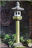 TQ3499 : Dovecote, Myddelton House, Enfield, Middlesex by Christine Matthews