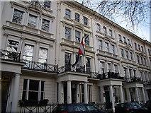 TQ2779 : Austrian Institute, Rutland Gate by Stephen Craven