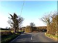 TM4088 : Church Road, Ringsfield by Adrian Cable