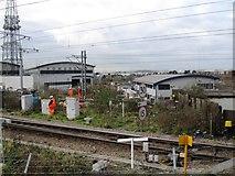 TQ2182 : Willesden High Level Junction by Alex McGregor