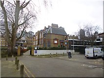 TQ3282 : St Luke's, Bunhill Fields Meeting House by Mike Faherty
