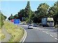 TM2650 : A12 North of Woodbridge by David Dixon