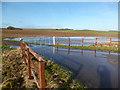 SU2577 : Flooded Gateway by Des Blenkinsopp
