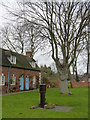 SK2327 : Rolleston Almshouses by Alan Murray-Rust