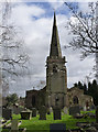 SK2327 : Church of St Mary, Rolleston by Alan Murray-Rust