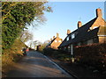 TQ3509 : Cottages, Balmer by Simon Carey