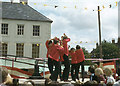 NU1813 : Alnwick Fair by Alan Reid