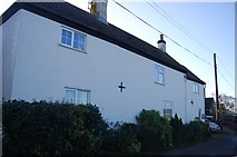 TG2834 : House on Brewery Rd by N Chadwick