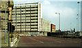 J3474 : Donegall Quay, Belfast (May 1990) by Albert Bridge