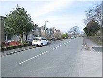 SE0729 : Riley Lane - viewed from School Lane by Betty Longbottom