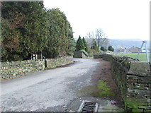 SE0729 : Roper Lane - viewed from School Lane by Betty Longbottom