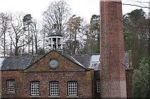 SJ8383 : Quarry Bank Mill, Styal by Peter Barr