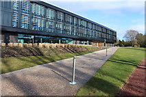 NS3421 : University of the West of Scotland, Ayr by Billy McCrorie