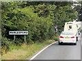 TM3358 : Marlesford, Main Road (A12) by David Dixon