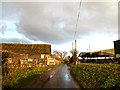 TM3590 : Low Road, Mettingham by Adrian Cable