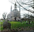 SJ5660 : Church of St Jude - Tilstone Fearnall by Anthony Parkes
