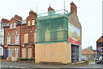 J3472 : Nos 124-126, University Street, Belfast (March 2014) by Albert Bridge