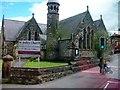 J3471 : St Jude's CoI Church, Ballynafeigh by Eric Jones
