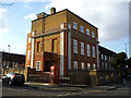 TQ3875 : Former Lewisham telephone exchange by Stephen Craven