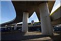 TQ3303 : Viaducts, Brighton Marina by Ian Taylor
