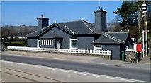 SH5738 : Bridge Cottage, Porthmadog by Jaggery