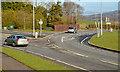 J3870 : Gyratory, Ballygowan Road near Belfast (4) by Albert Bridge