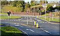 J3870 : Gyratory, Ballygowan Road near Belfast (8) by Albert Bridge