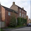 SK6425 : Baxter Farmhouse, Main Street by Alan Murray-Rust
