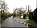 TG2301 : Mill Road, Stoke Holy Cross by Adrian Cable