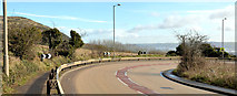 J3178 : The Horseshoe Bend, Belfast - March 2014(2) by Albert Bridge