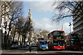 TQ3080 : View Towards St.Clement Danes by Peter Trimming