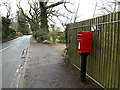 TG2300 : Norwich Road & Tas Valley Postbox by Adrian Cable