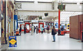 TV6099 : Eastbourne station, concourse 1993 by Ben Brooksbank
