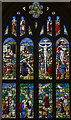 TL5480 : West Window, Ely Cathedral by Julian P Guffogg