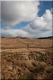 NR4250 : ATV track across boggy moorland near Tighnaspeur, Islay by Becky Williamson