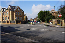TQ2789 : Market Place off East End Road, East Finchley by Ian S