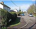 TL3549 : Orwell: Hurdleditch Road by John Sutton