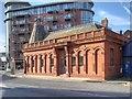 SJ8398 : Former Police Station, Chapel Street by David Dixon