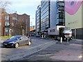 SJ8398 : Manchester, Quay Street (A34) by David Dixon